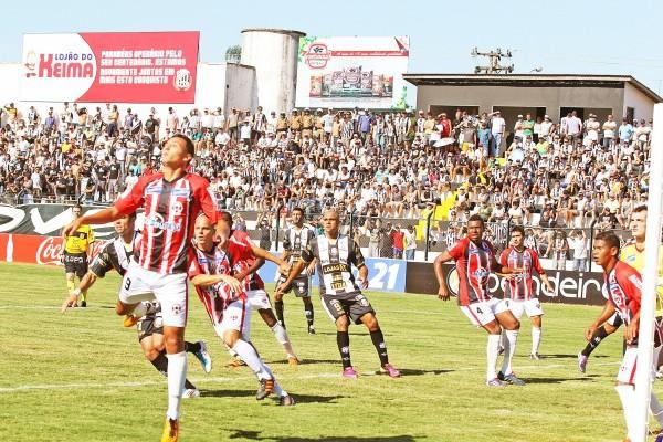 Segunda partida com mais torcedores no estádio Germano Kruger foi na vitória contra o Roma por 2 a 0 em um domingo pela terceira rodada do 1º turno