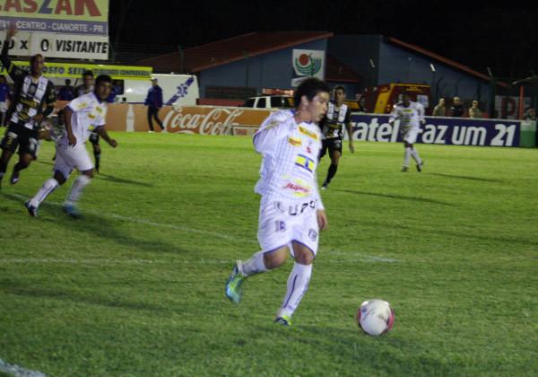 Foto: Andye Iore/ Assessoria de Comunicação Cianorte FC