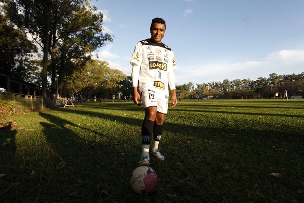 Baiano busca consolidar a artilharia do Campeonato Paranaense - Foto: Rodrigo Covolan