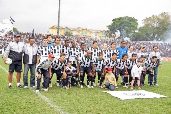 Em 2008, o Operário realizou uma boa campanha na Série B do Paranaense, mas não obteve a classificação para a elite no último jogo, em Foz do Iguaçu, em uma partida que não foi até o fim