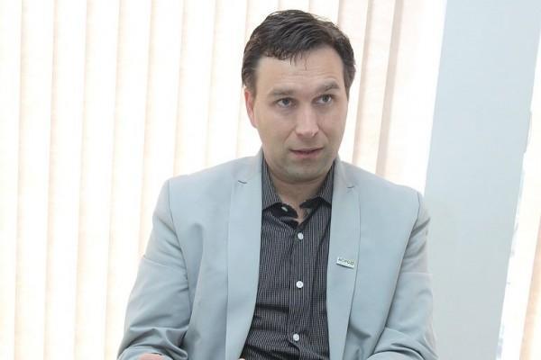 Empresário Márcio Pauliki, do MM Mercadomóveis