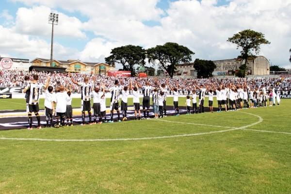 Com duas vitórias consecutivas, Fantasma quer empurrão das arquibancadas diante do Nacional