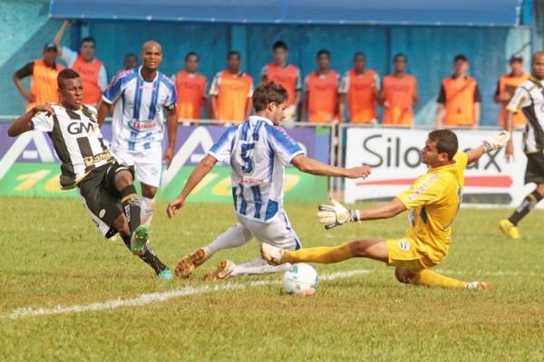 No primeiro turno, em Rolândia, Operário derrotou o Nacional por 1 a 0
