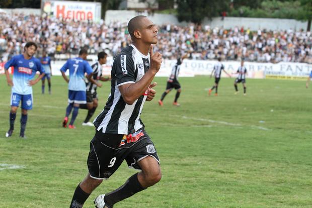 Ícaro retorna a Ponta Grossa, o jogador veio do Clube Recreativo e Atlético Catalano