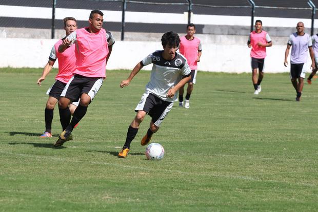 A partida será hoje no CT do Caju, em Curitiba e serve como teste antes do Paranaense