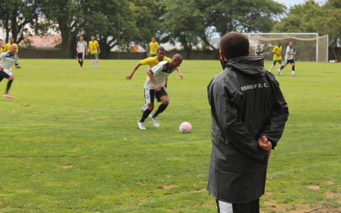 Operário enfrentou o Brusque (foto) no final de semana e empatou em 1 a 1. Foto: Rodrigo de Souza