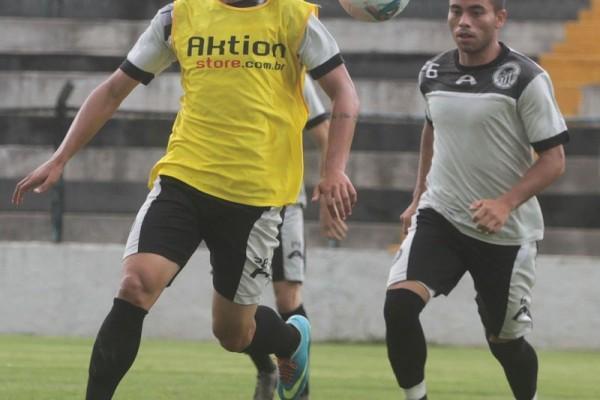 Operário terá semana de intensos treinamentos antes da estreia no Campeonato Paranaense Foto: Thiago Terada