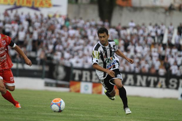 Das oito partidas que o Operário disputou, Andrezinho entrou em sete