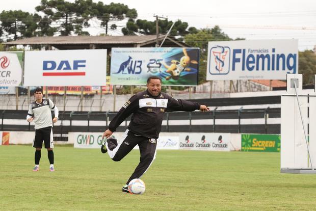 Carlos Nunes foi desligado do Operário ontem, a decisão foi tomada na segunda-feira